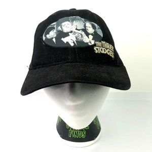 VTG American Needle The Three Stooges Hat Stitched